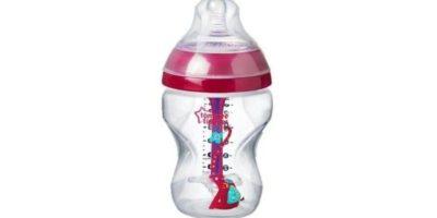 Korzystanie z butelki dla niemowląt to też sposób na bliską relację z dzieckiem