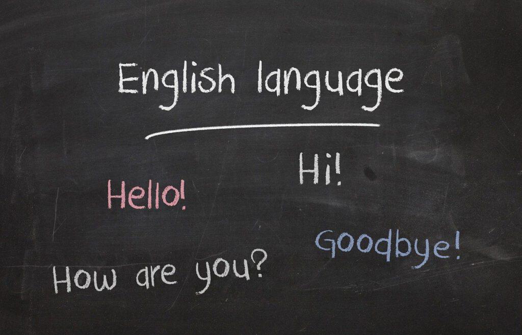 jezyk angielski